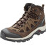 Salomon Authentic LTR GTX Hiking Shoes Men Black Coffee/Chocolate Brown/Vintage